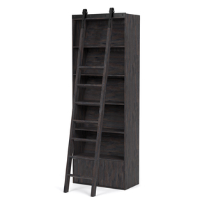 Thumbnail of Four Hands - Bane Bookshelf with Ladder