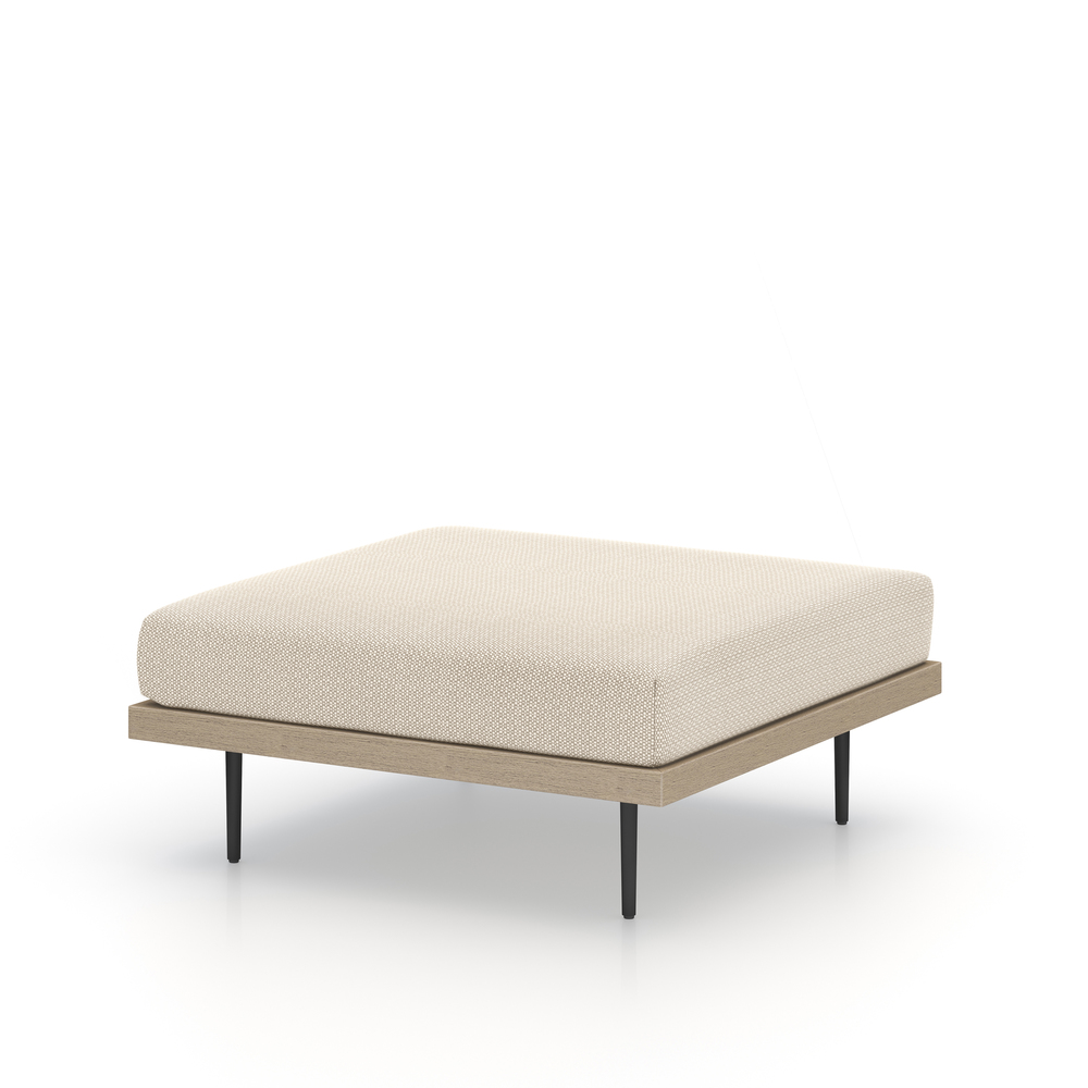 Four Hands - Yves Outdoor Ottoman