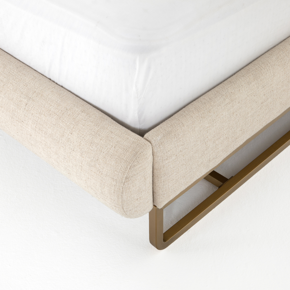 Four Hands - Sled King Bed
