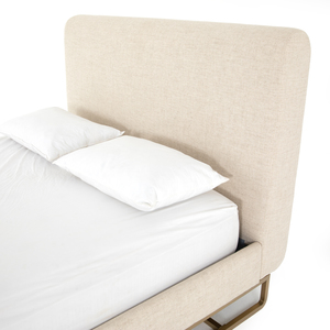 Thumbnail of Four Hands - Sled King Bed