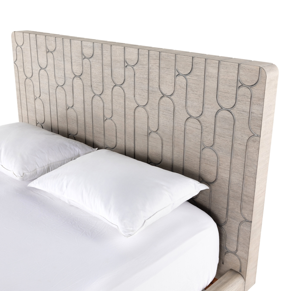 Four Hands - Capsule King Bed