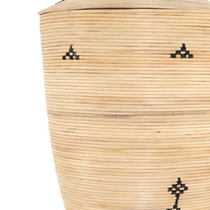 Thumbnail of Four Hands - Omari Laundry Basket