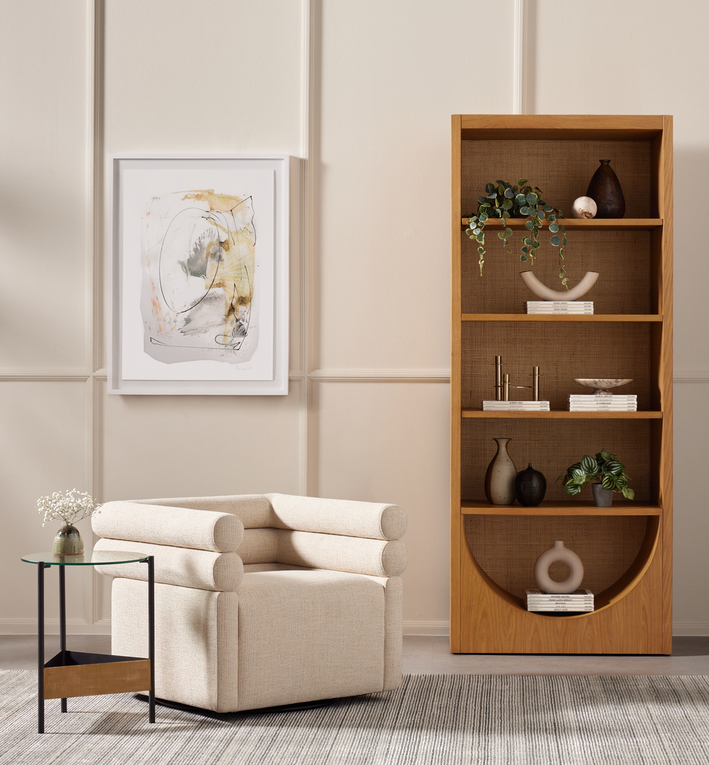 Four Hands - Higgs Bookcase
