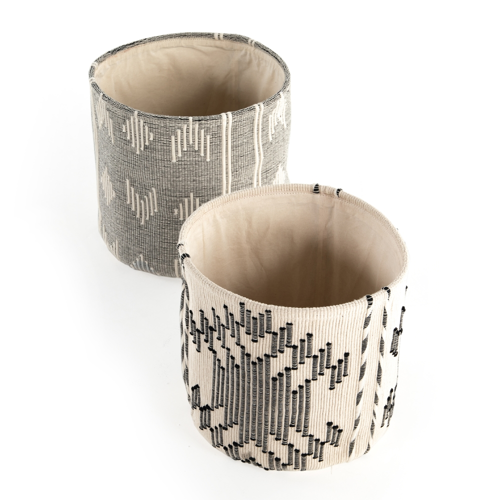 Four Hands - Nira Baskets, Set/2