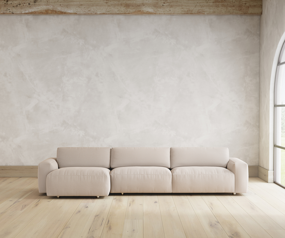 Four Hands - Fenton Two Piece Sectional with Left Arm Facing Chaise