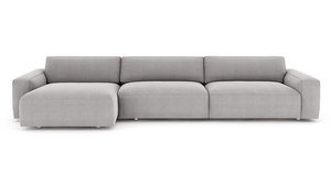 Thumbnail of Four Hands - Fenton Two Piece Sectional with Left Arm Facing Chaise