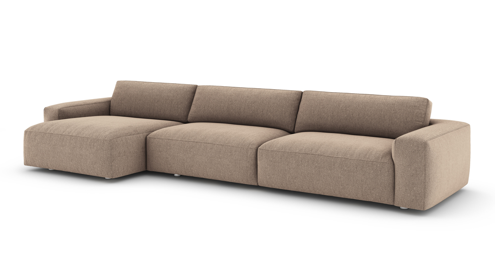 Four Hands - Fenton Two Piece Sectional, Left Arm Facing Chaise