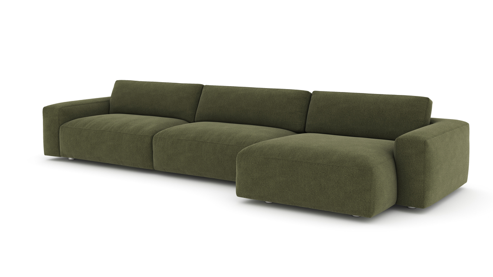 Four Hands - Fenton Two Piece Sectional, Right Arm Facing Chaise