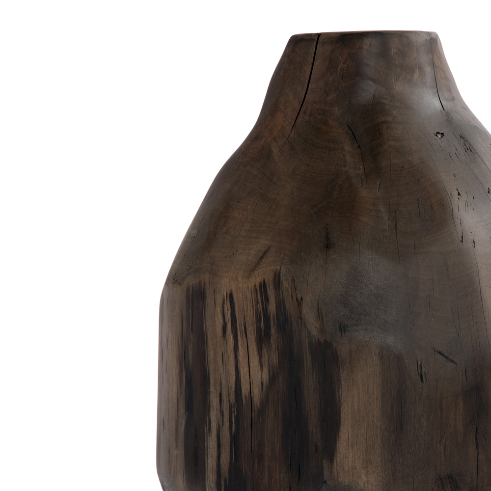 Four Hands - Madero Wood Vase