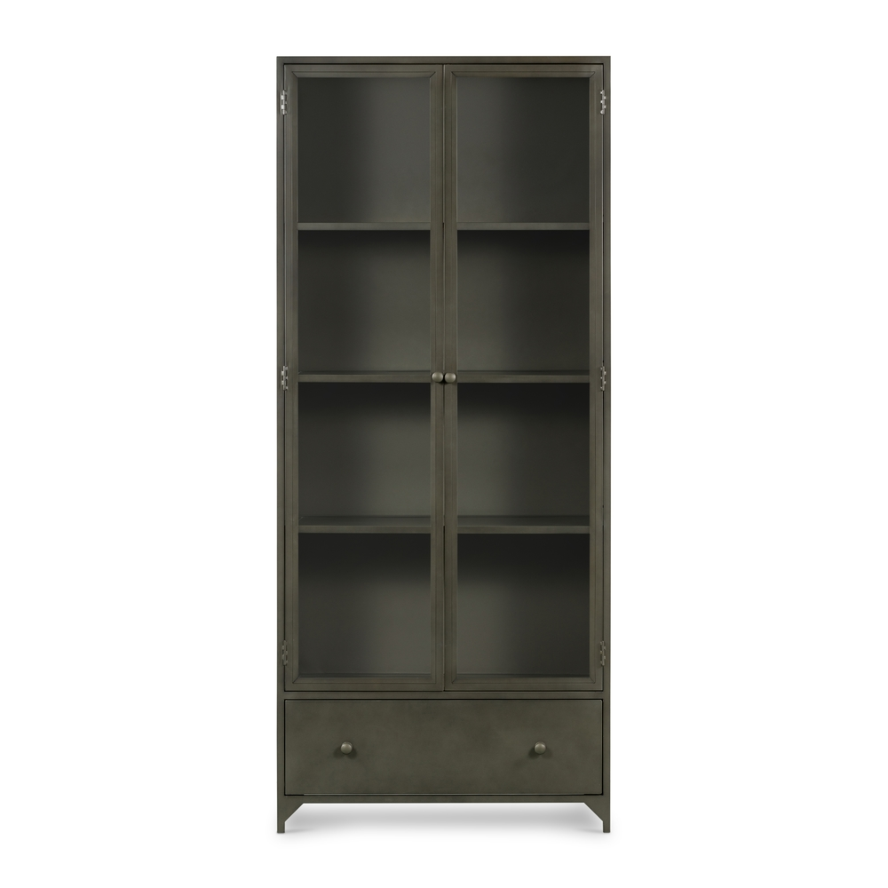 Four Hands - Shadow Box Cabinet