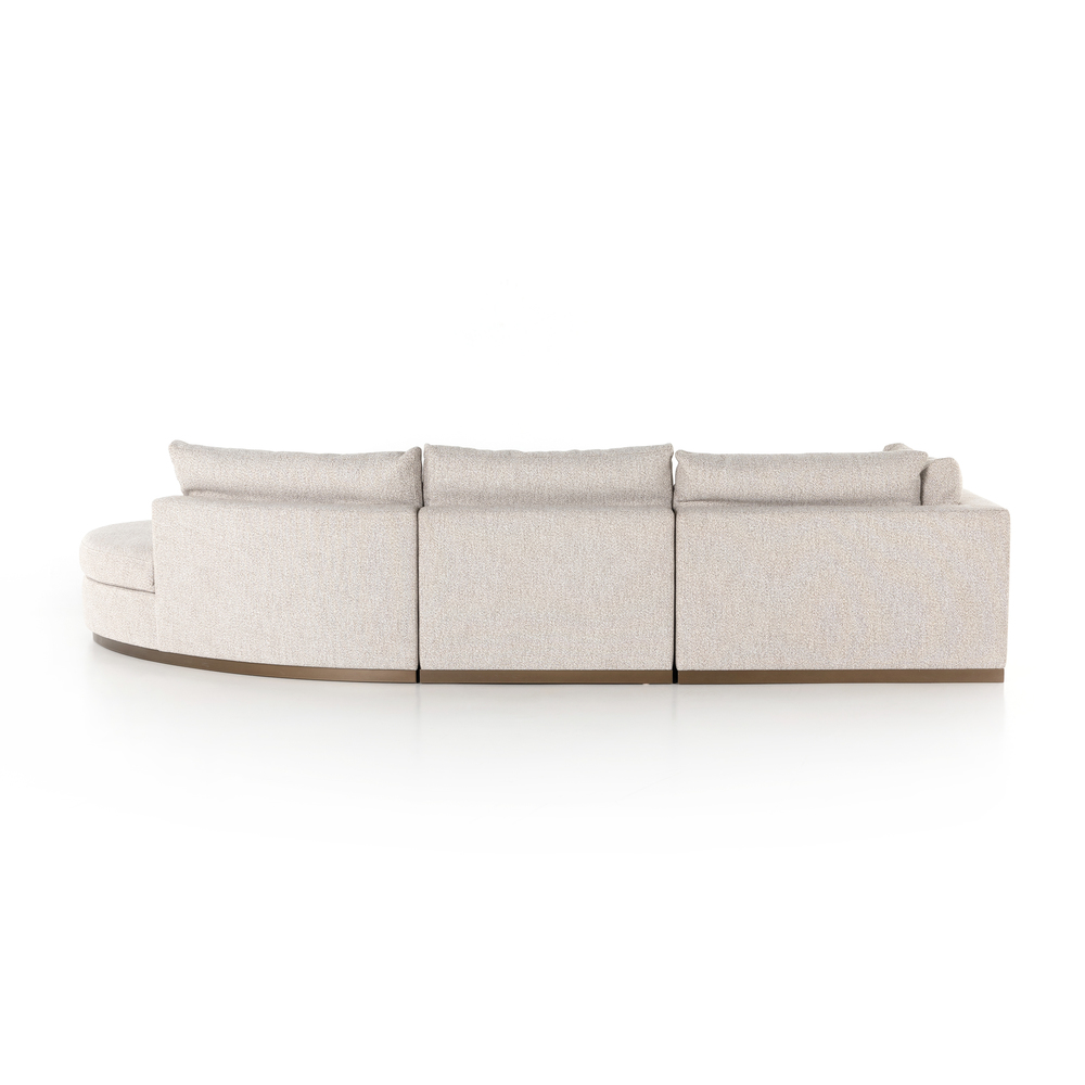 Four Hands - Jagger Three Piece Right Arm Facing Sectional