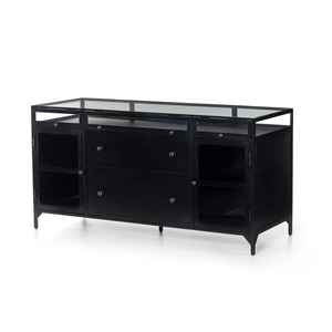 Thumbnail of Four Hands - Shadow Box Modular Filing Credenza