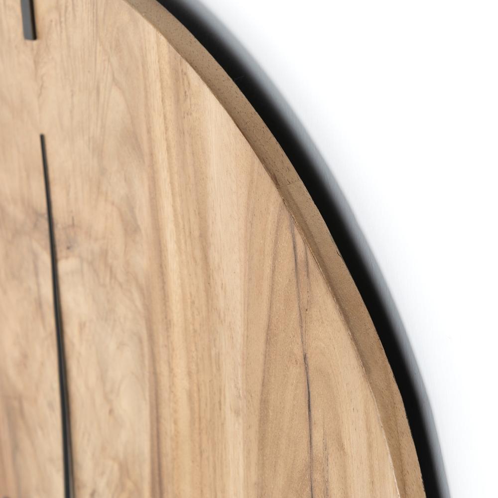 Four Hands - Lunas Wall Clock