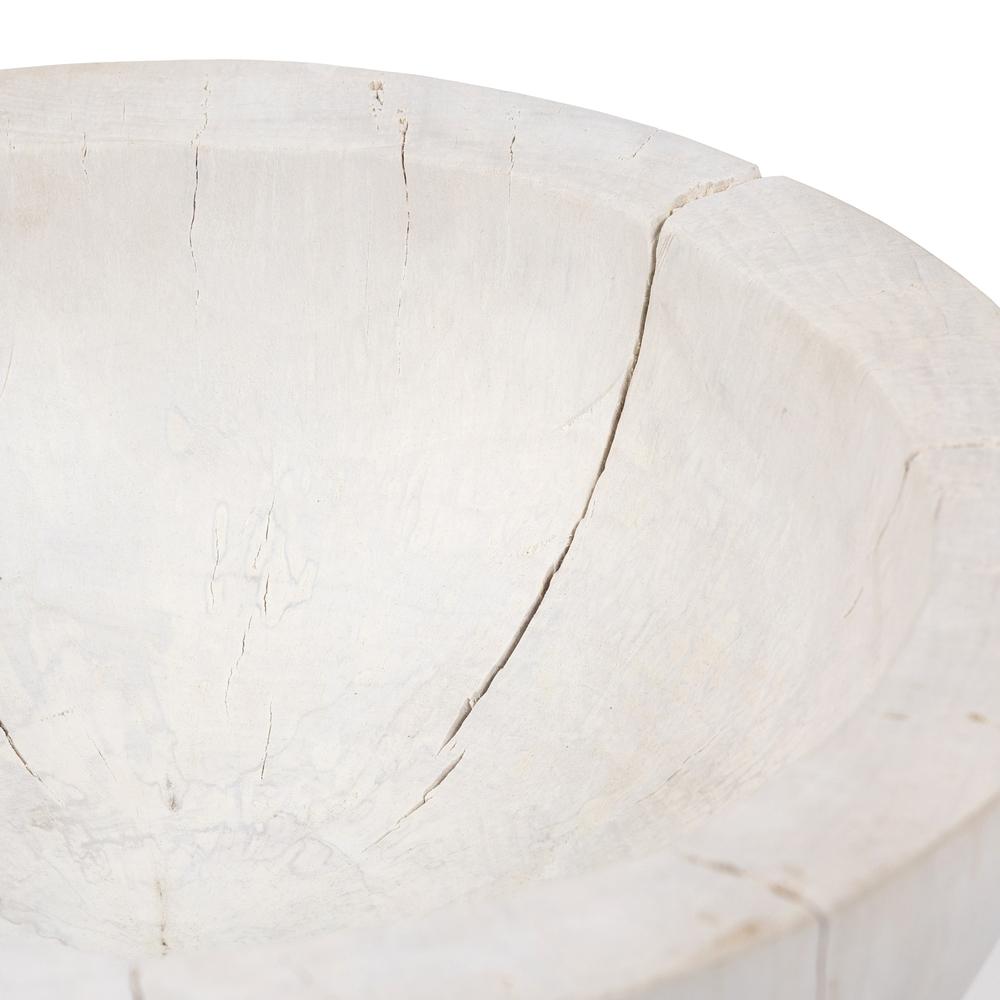 Four Hands - Large Turned Pedestal Bowl