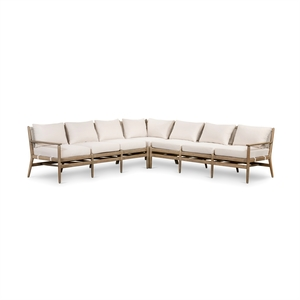 Thumbnail of Four Hands - Rosen Three Piece Sectional