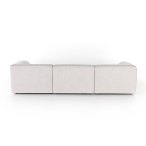 Thumbnail of Four Hands - Collins Sectional with Ottoman, Three Piece