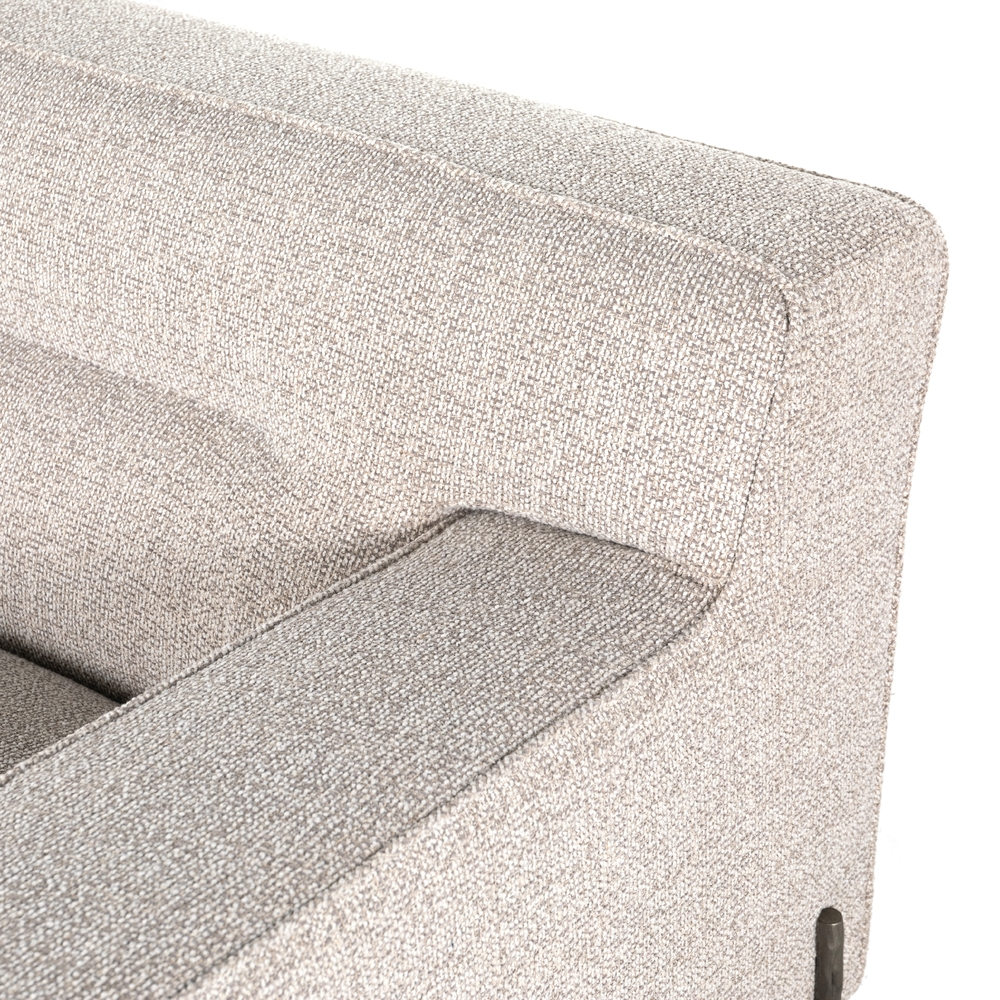Four Hands - Elodie Sectional Right Arm Facing Chaise, Two Piece