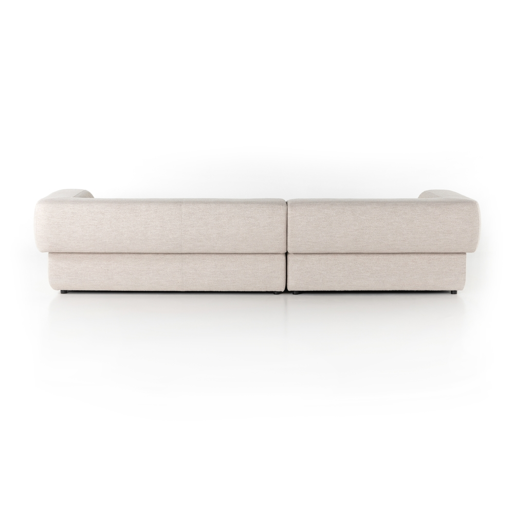 Four Hands - Lisette Sectional Left Arm Facing Chaise, Two Piece
