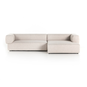 Thumbnail of Four Hands - Lisette 2 Piece Sectional Right Arm Facing Chaise