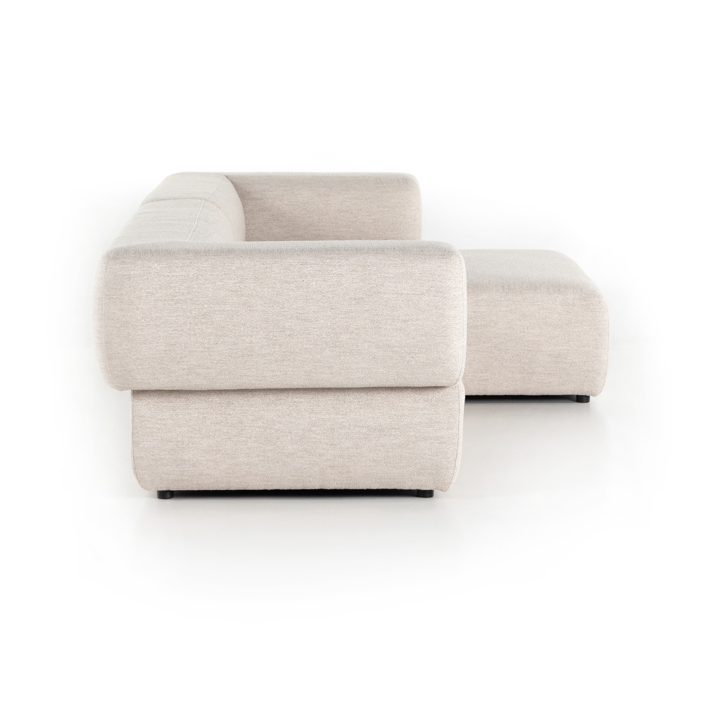 Four Hands - Lisette 2 Piece Sectional Right Arm Facing Chaise