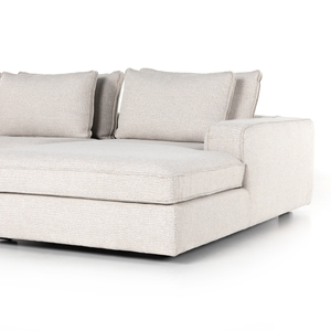 Thumbnail of Four Hands - Pierce Sectional Right Arm Facing Chaise, 2 Piece