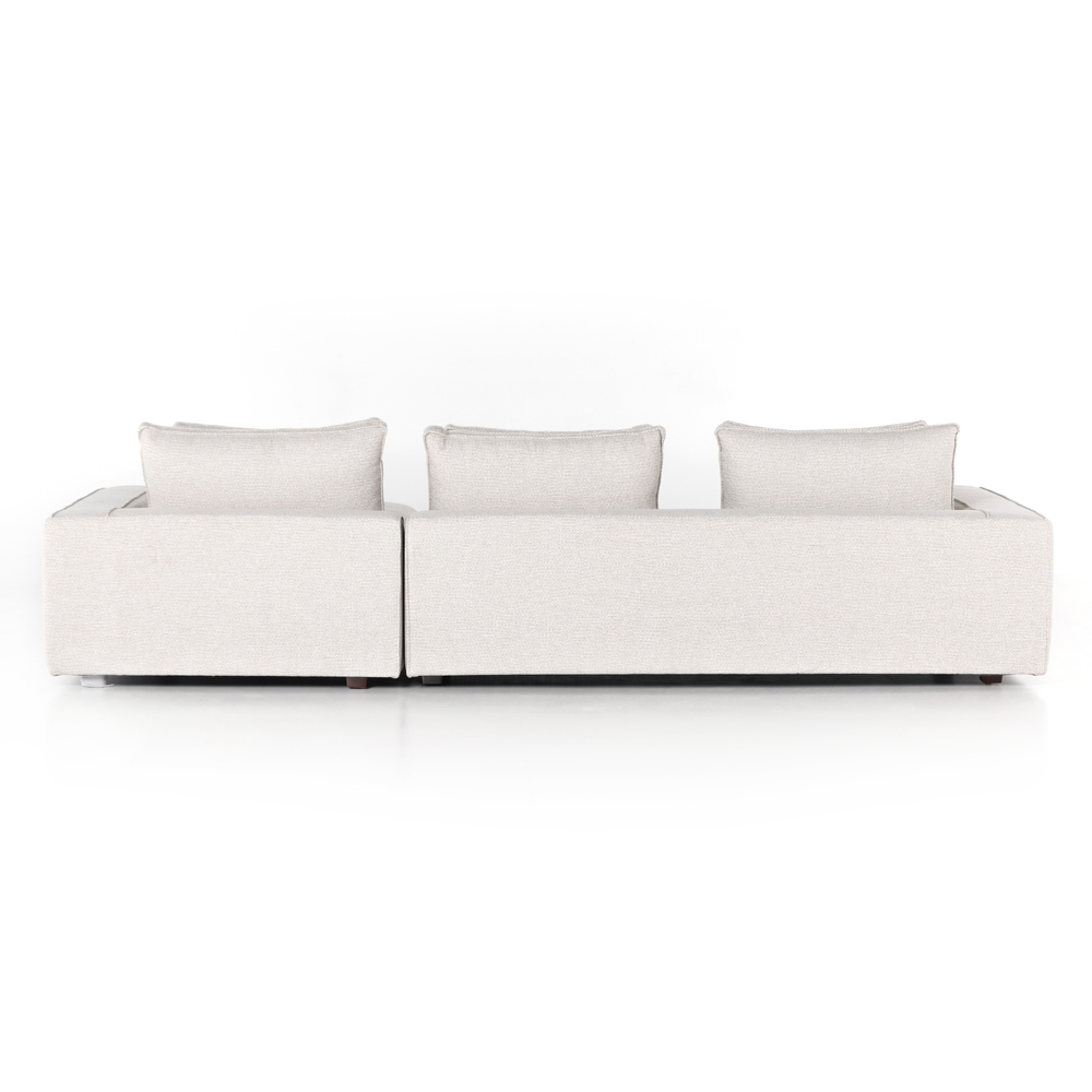 Four Hands - Pierce Sectional Right Arm Facing Chaise, 2 Piece