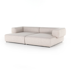 Thumbnail of Four Hands - Lisette Chaise Sectional, 2 Piece