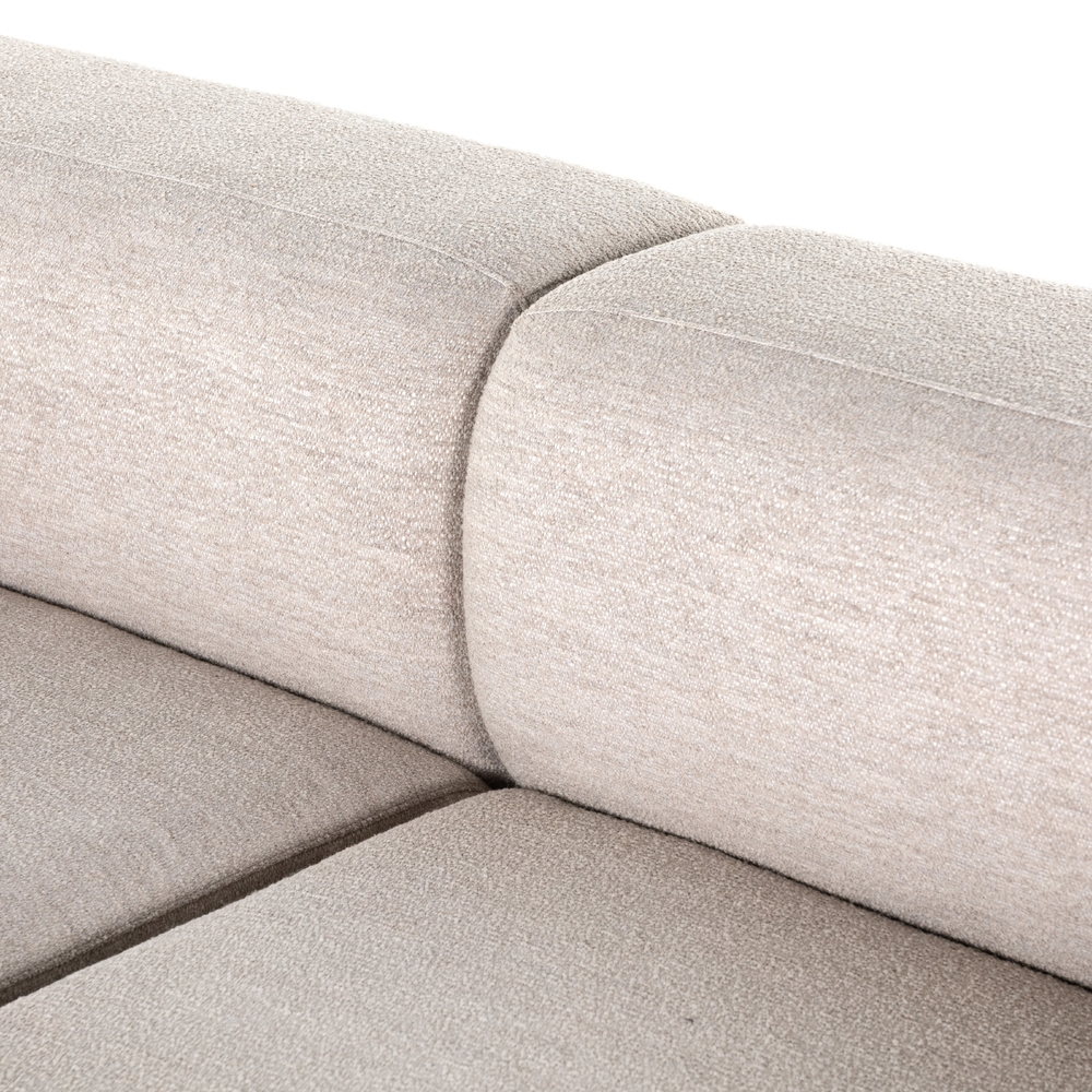 Four Hands - Lisette Chaise Sectional, 2 Piece