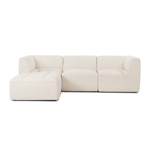 Thumbnail of Four Hands - Cezanne 3 Piece Sectional with Ottoman