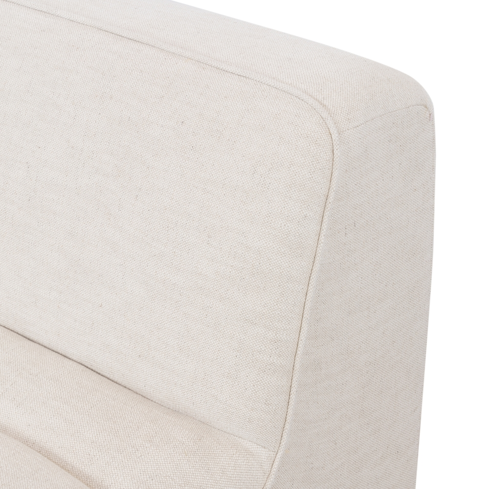 Four Hands - Cezanne 5 Piece Sectional with Ottoman