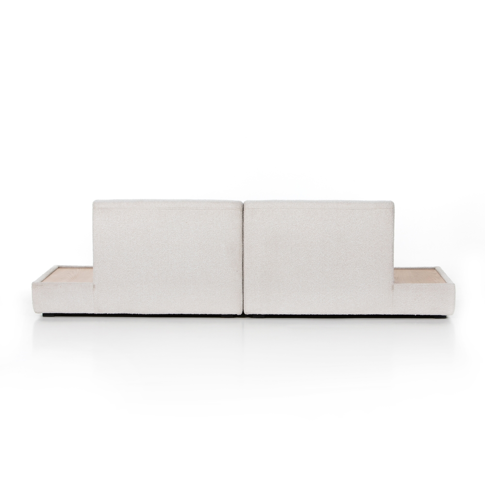 Four Hands - Gaiya 2 Piece Sectional with Tables