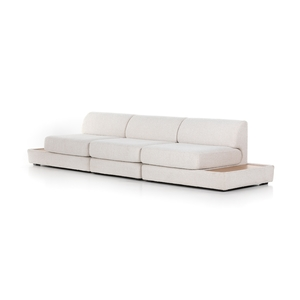 Thumbnail of Four Hands - Gaiya 3 Piece Sectional with Tables