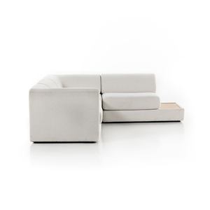 Thumbnail of Four Hands - Gaiya 4 Piece Right Arm Facing Sectional with Table