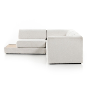 Thumbnail of Four Hands - Gaiya 4 Piece Left Arm Facing Sectional with Table
