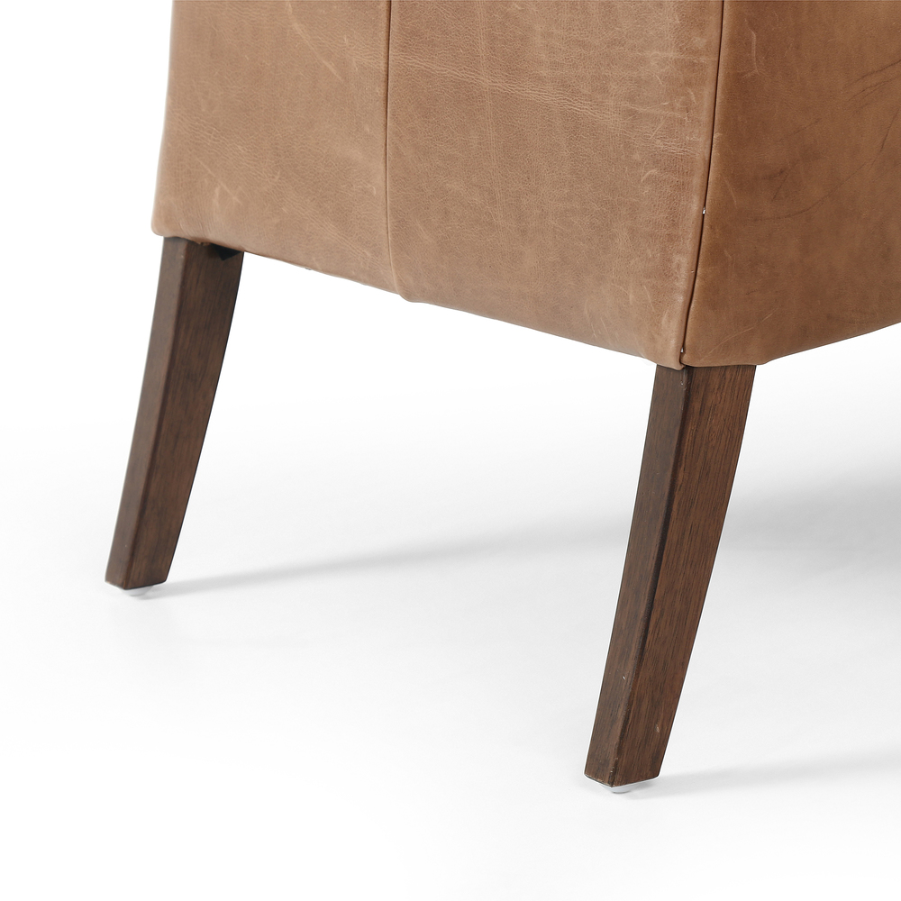 Four Hands - Bauer Leather Chair