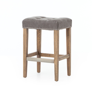 Thumbnail of Four Hands - Dark Moon Sean Counter Stool with Kickplate