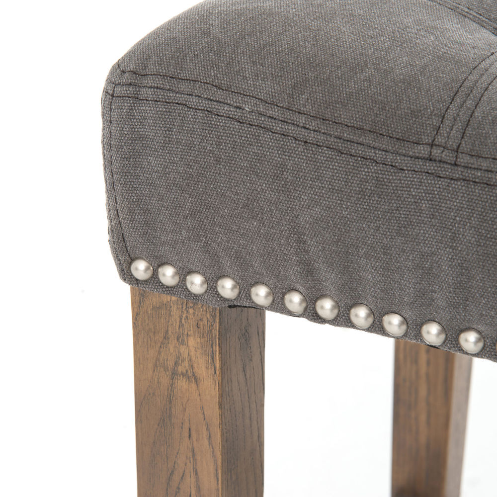 Four Hands - Dark Moon Sean Counter Stool with Kickplate