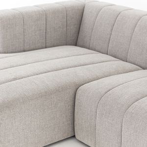 Thumbnail of Four Hands - Langham Channeled Four Piece Sectional with Left Arm Facing Chaise
