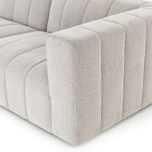 Thumbnail of Four Hands - Langham Channeled Three Piece Sectional with Left Arm Facing Chaise