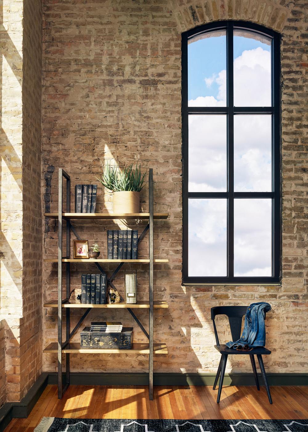 Four Hands - Shane Single Bookshelf