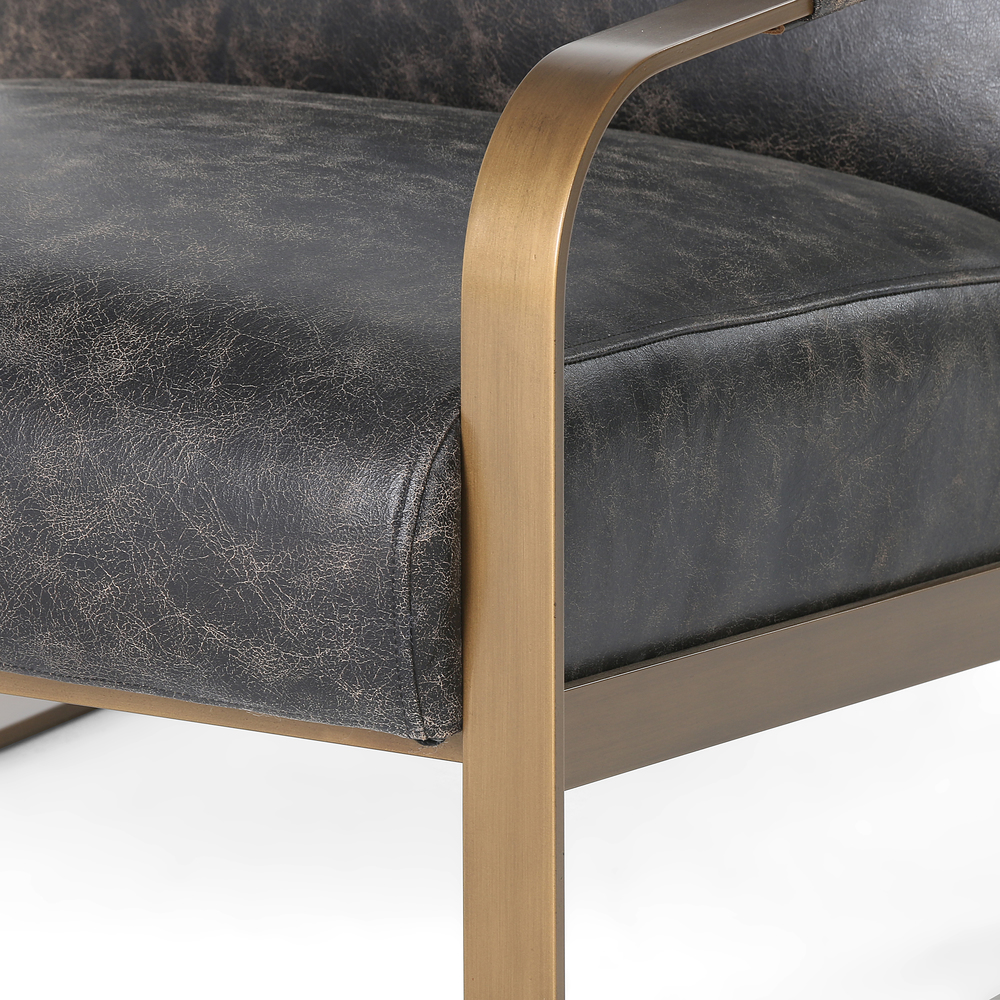 Four Hands - Jules Leather Chair