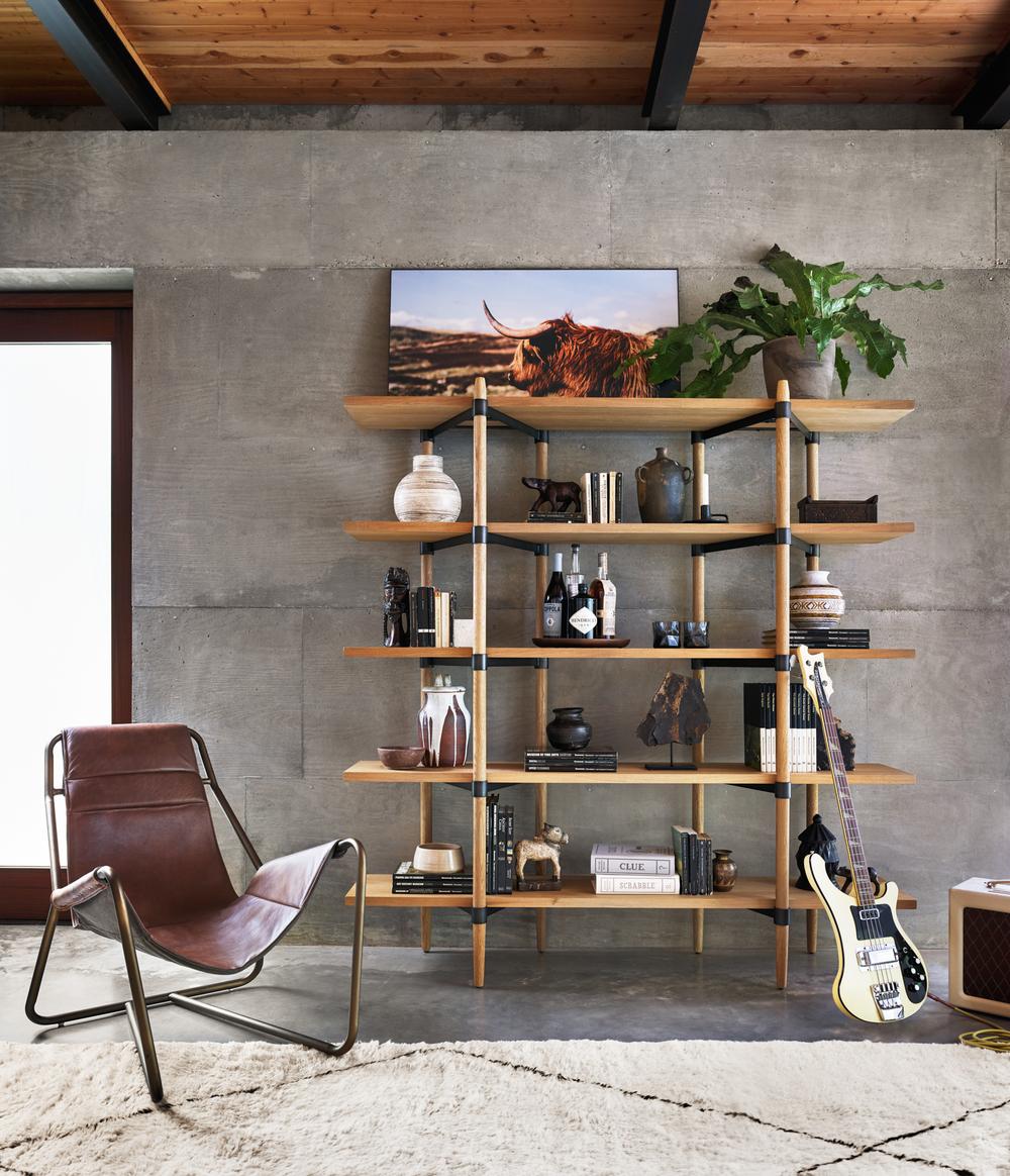 Four Hands - Holmes Bookshelf
