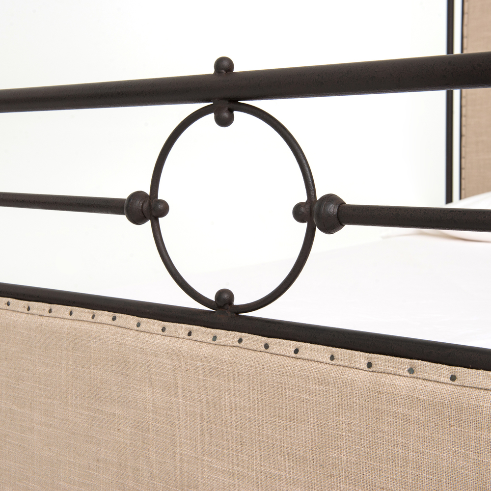 Four Hands - Berkley Metal Bed