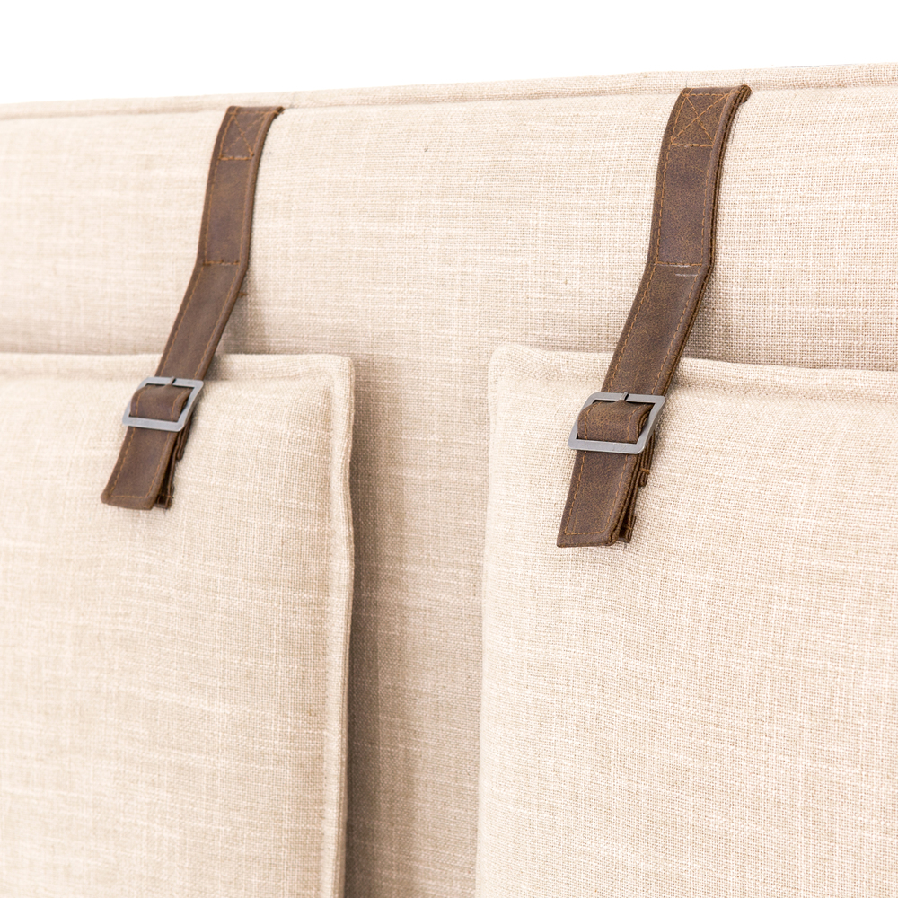 Four Hands - Leigh Upholstered Bed