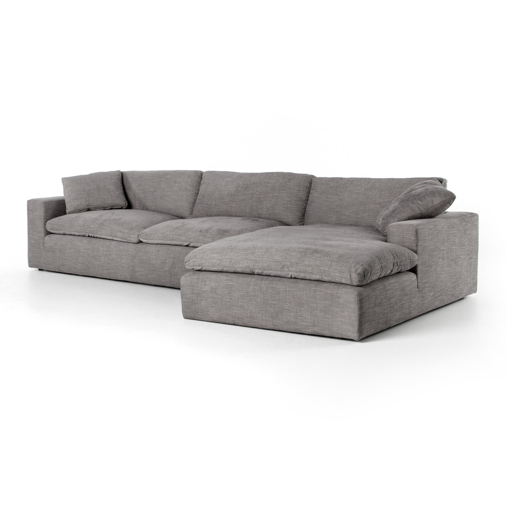Four Hands - Plume Two Piece Sectional