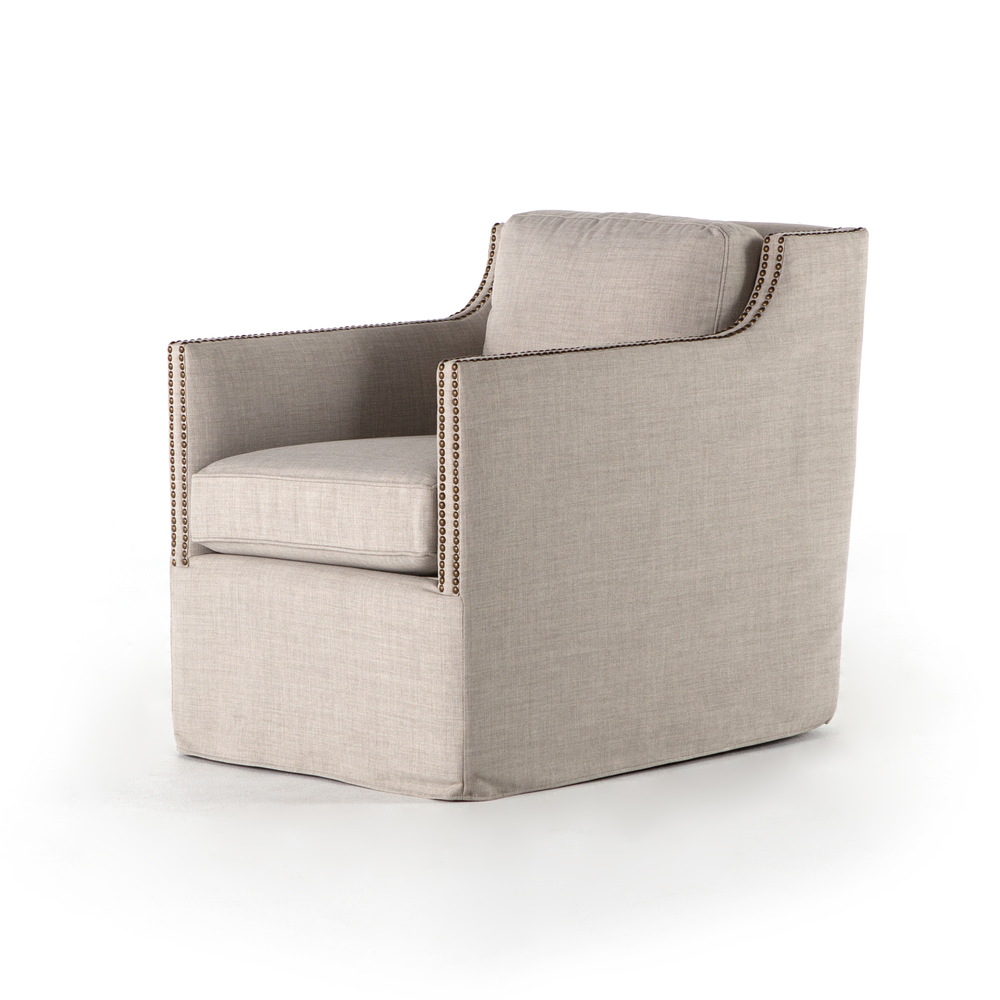 Four Hands - Lucca Swivel Chair