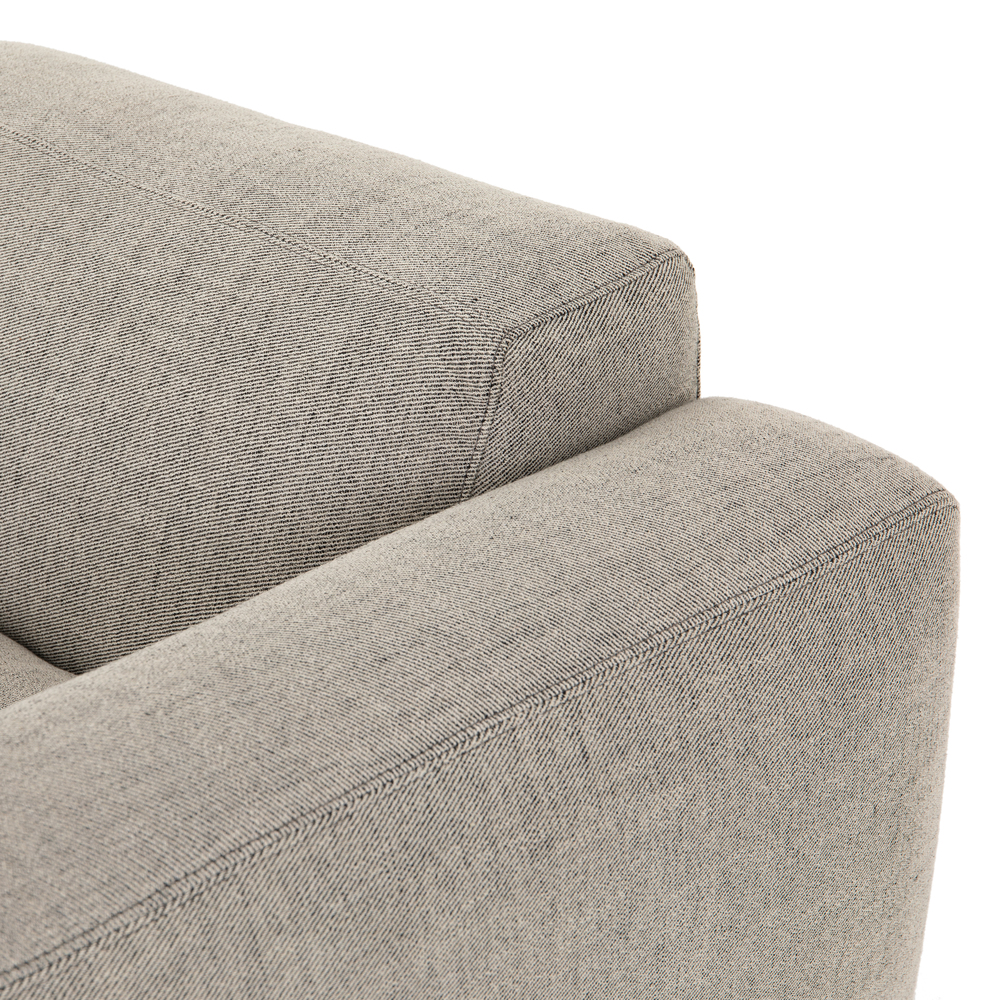 Four Hands - Benedict Two Piece Sectional with Left Arm Facing Chaise
