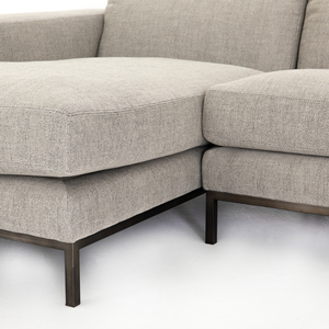 Thumbnail of Four Hands - Benedict Two Piece Sectional with Left Arm Facing Chaise