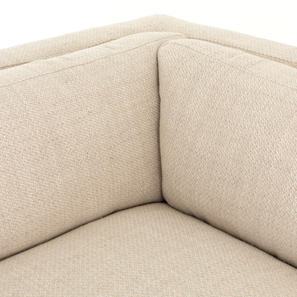 Four Hands - Cosette Three Piece Sectional with Ottoman
