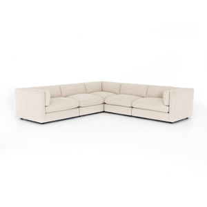 Thumbnail of Four Hands - Cosette Five Piece Sectional